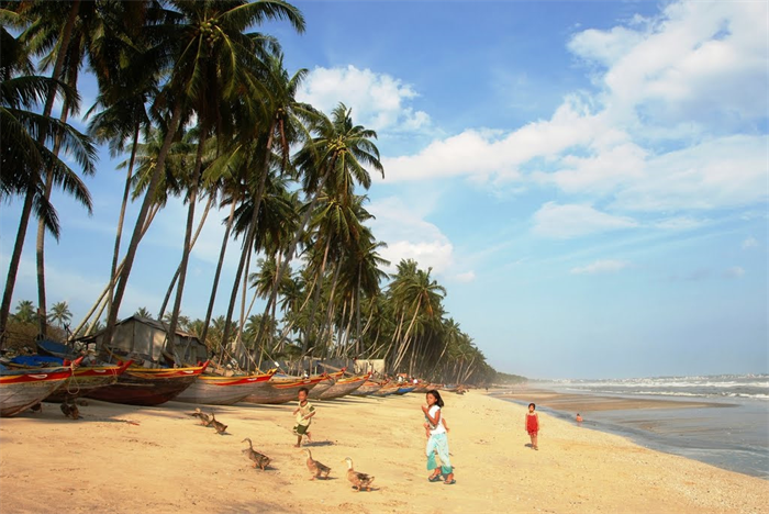Mui Ne is the second most beautiful beach in Southeast Asia