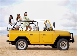 Jeep car rental
